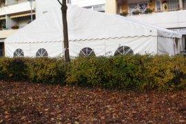 Multifunktionszelt in Speyer
