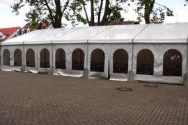 Cateringzelt in Speyer