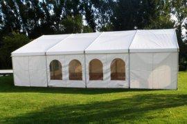 Hochzeitszelt in Trier
