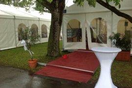 Hochzeitszelte in Heidelberg