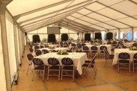 Hochzeits- und Cateringzelt in Gemmingen
