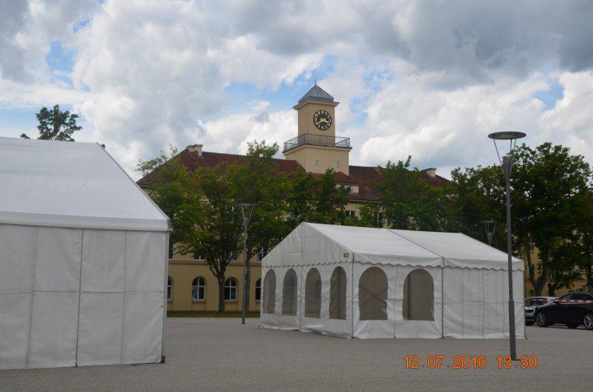 Multifunktionszelte - Neustadt an der Weinstrasse