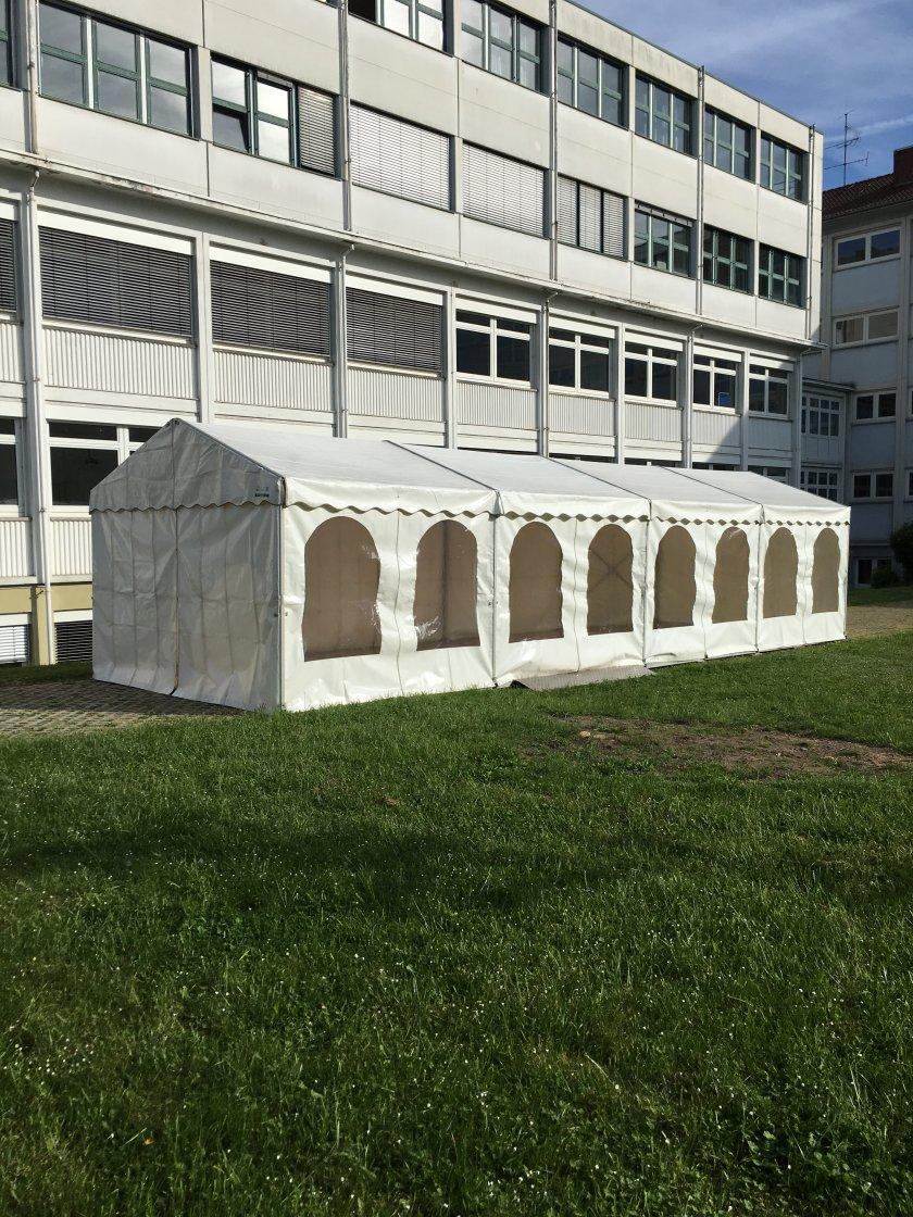 Messezelt in Germersheim