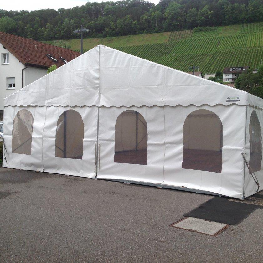 VIP-Zelt bei Würth in Niederhall